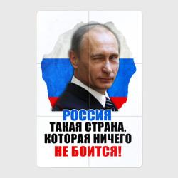 Россия ничего не боится!