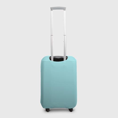 Чехол для чемодана 3D  Фото 02, Лучший учитель