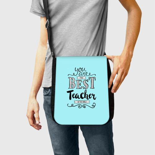 Сумка через плечо  Фото 02, Лучший учитель