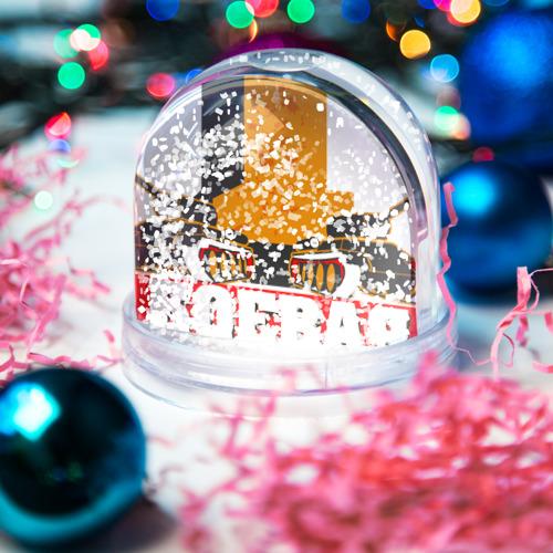 Водяной шар со снегом  Фото 04, Боевая единица