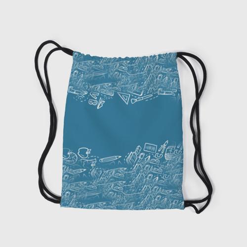Рюкзак-мешок 3D  Фото 05, С днём учителя!