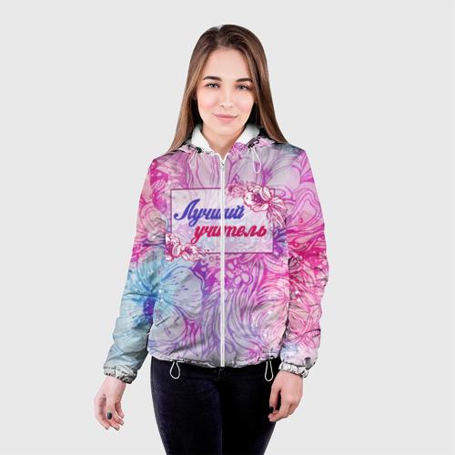 Женская куртка 3D  Фото 03, Лучший учитель
