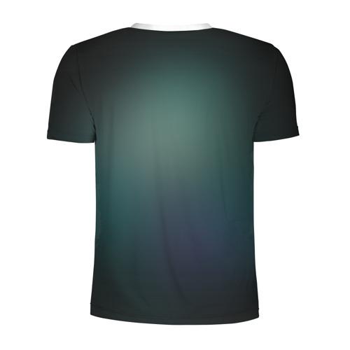 Мужская футболка 3D спортивная  Фото 02, Blonde