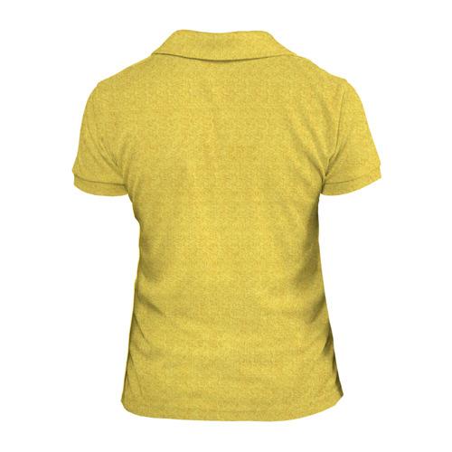 Женская рубашка поло 3D  Фото 02, С Днём учителя!