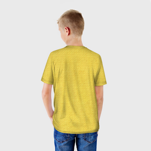 Детская футболка 3D С Днём учителя! Фото 01