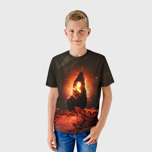 Детская футболка 3D Ведьмак 3 / The Witcher 3