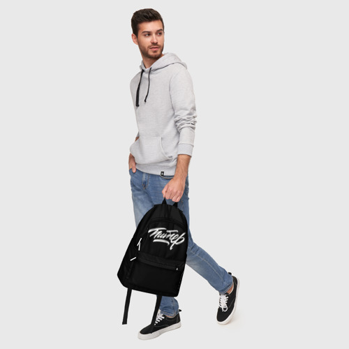 Рюкзак 3D Чисто Питер Фото 01