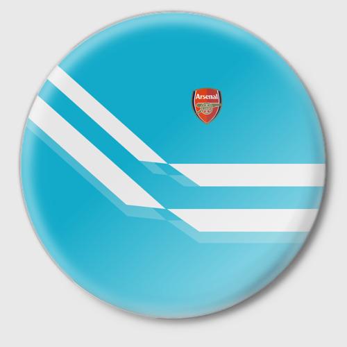 Значок Арсенал / FC Arsenal 2018 Blue