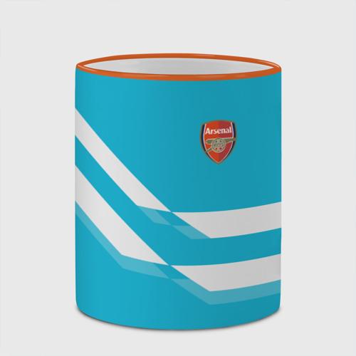 Кружка с полной запечаткой  Фото 03, Арсенал / FC Arsenal 2018 Blue