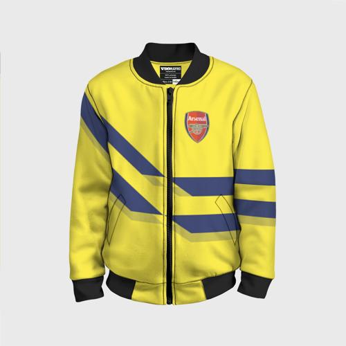 Детский бомбер 3D Арсенал / FC Arsenal 2018 #2