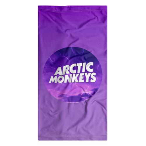 Бандана-труба 3D Arctic Monkeys Фото 01