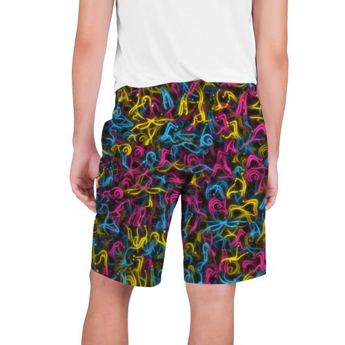 Мужские шорты 3D  Фото 02, Абстрактная эротика