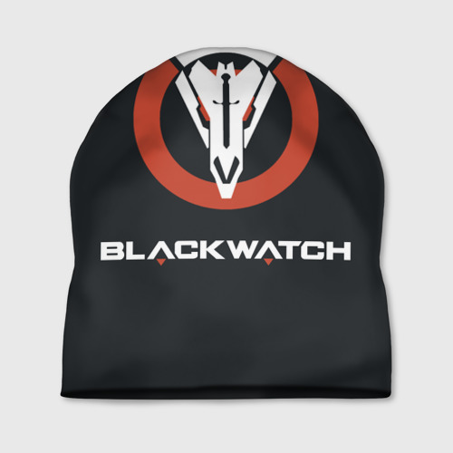 Шапка 3D Blackwatch