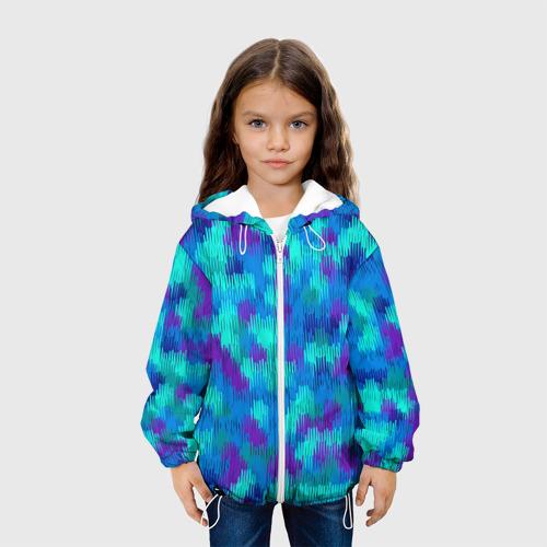 Детская куртка 3D  Фото 04, Пятна  из красок