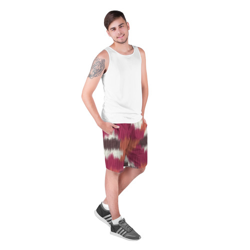 Мужские шорты 3D  Фото 03, PATTERN PAINT
