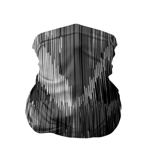 Черно-белая штриховка