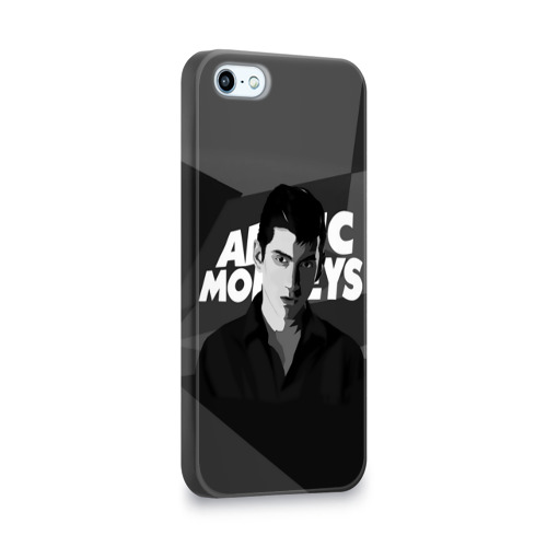 Чехол для Apple iPhone 5/5S 3D  Фото 02, Солист Arctic Monkeys