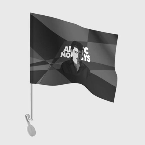 Флаг для автомобиля Солист Arctic Monkeys Фото 01