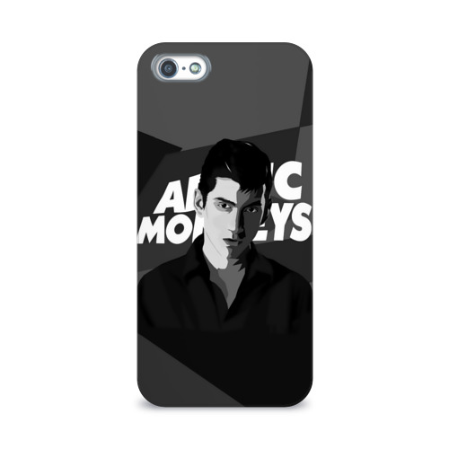 Чехол для Apple iPhone 5/5S 3D  Фото 01, Солист Arctic Monkeys