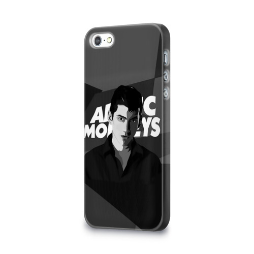 Чехол для Apple iPhone 5/5S 3D  Фото 03, Солист Arctic Monkeys