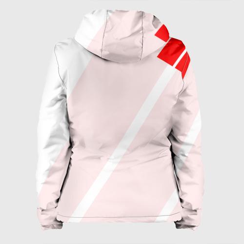 Женская куртка 3D  Фото 02, Bayern Munchen - Stripe (2018 NEW)