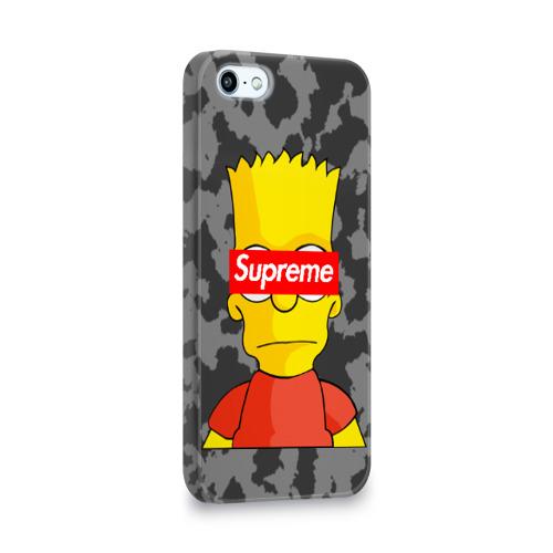 Чехол для Apple iPhone 5/5S 3D  Фото 02, Supreme Simpsons #8