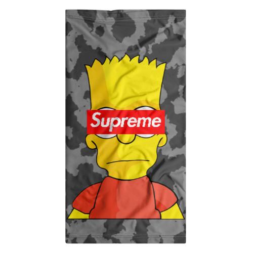 Бандана-труба 3D Supreme Simpsons #8 Фото 01