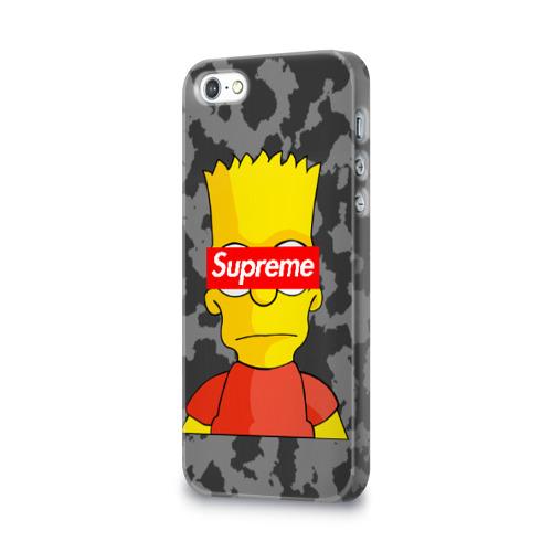 Чехол для Apple iPhone 5/5S 3D  Фото 03, Supreme Simpsons #8