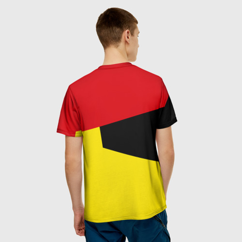 Мужская футболка 3D  Фото 02, Manchester United 2018 #11
