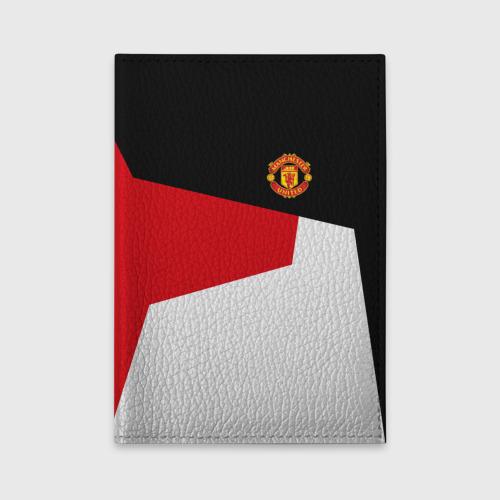 Обложка для автодокументов  Фото 01, Manchester United 2018 #12