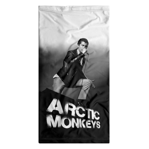 Бандана-труба 3D Солист Arctic Monkeys Фото 01