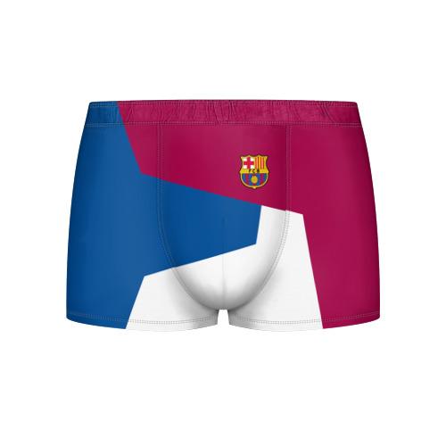Мужские трусы 3D FC Barcelona 2018 #4 Фото 01