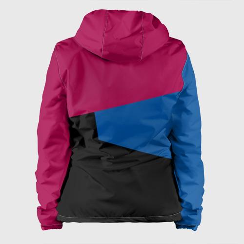 Женская куртка 3D  Фото 02, FC Barcelona 2018 #5