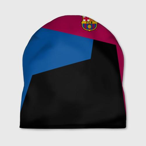 Шапка 3D FC Barcelona 2018 #5