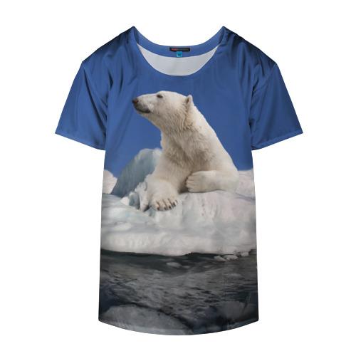 Накидка на куртку 3D Арктика