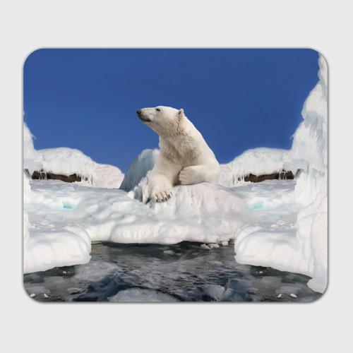 Коврик прямоугольный  Фото 01, Арктика