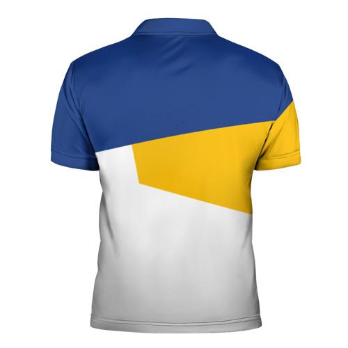 Мужская рубашка поло 3D  Фото 02, Real Madrid 2018 #6