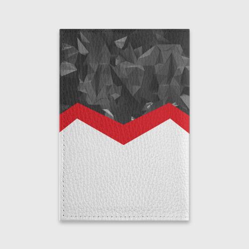 Обложка для паспорта матовая кожа  Фото 02, Manchester United 2018 #16