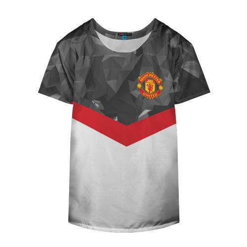 Накидка на куртку 3D  Фото 04, Manchester United 2018 #16