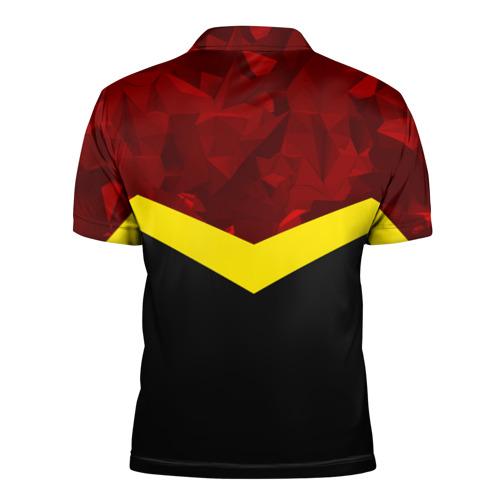 Мужская рубашка поло 3D Manchester United 2018 #17