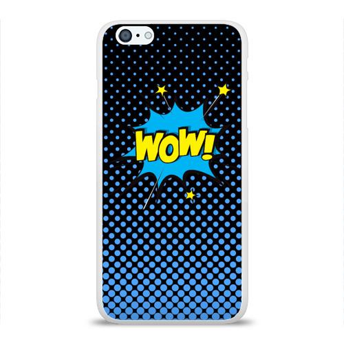 Чехол для Apple iPhone 6Plus/6SPlus силиконовый глянцевый  Фото 01, Вау!