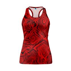 Tie-Dye red