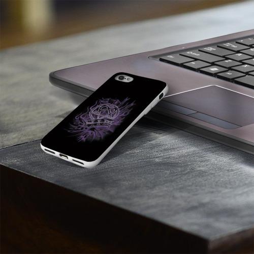 Чехол для Apple iPhone 8 силиконовый глянцевый  Фото 03, HIM