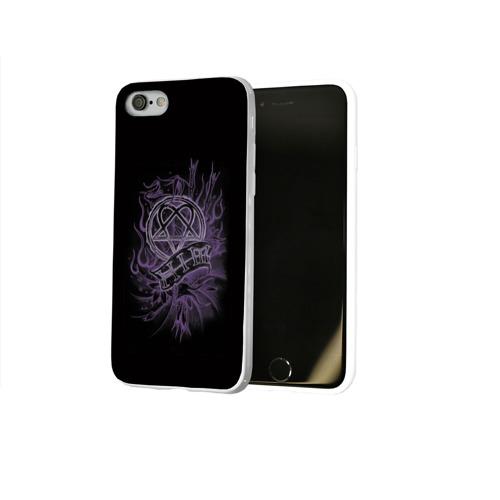 Чехол для Apple iPhone 8 силиконовый глянцевый  Фото 02, HIM