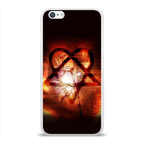 Чехол для Apple iPhone 6Plus/6SPlus силиконовый глянцевый  Фото 01, HIM