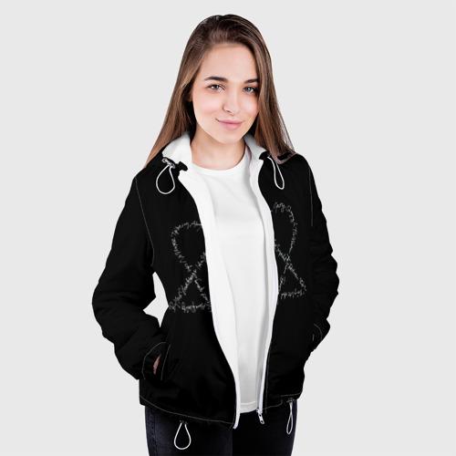 Женская куртка 3D  Фото 04, HIM