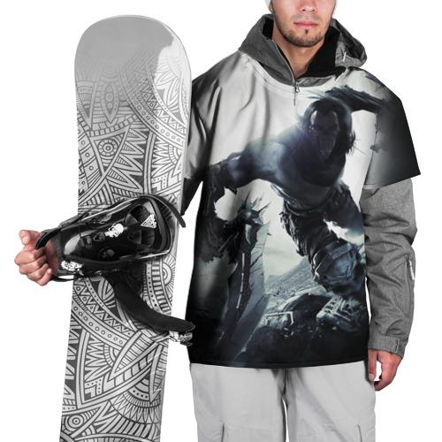 Накидка на куртку 3D  Фото 01, Darksiders 2