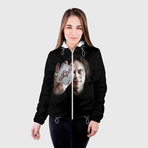Женская куртка 3D  Фото 03, HIM
