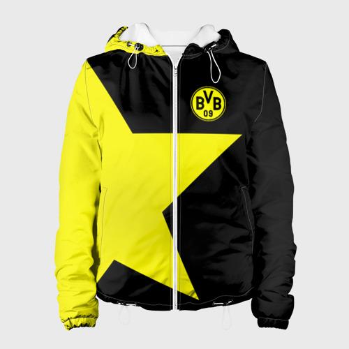 Женская куртка 3D  Фото 01, FC Borussia Dortmund  2018