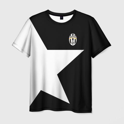 Мужская футболка 3D  Фото 01, Juventus | Ювентус 2018